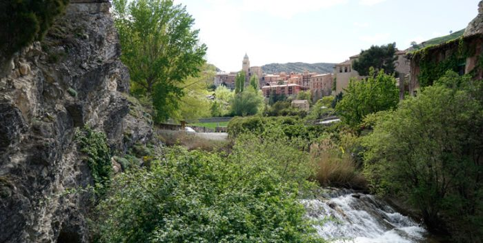 imagen Sierra de Albarracín, paisajes recónditos…