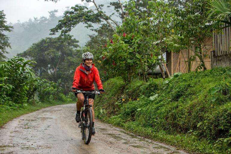 Senderos para conocer a pie o en bici los alrededores de Quito