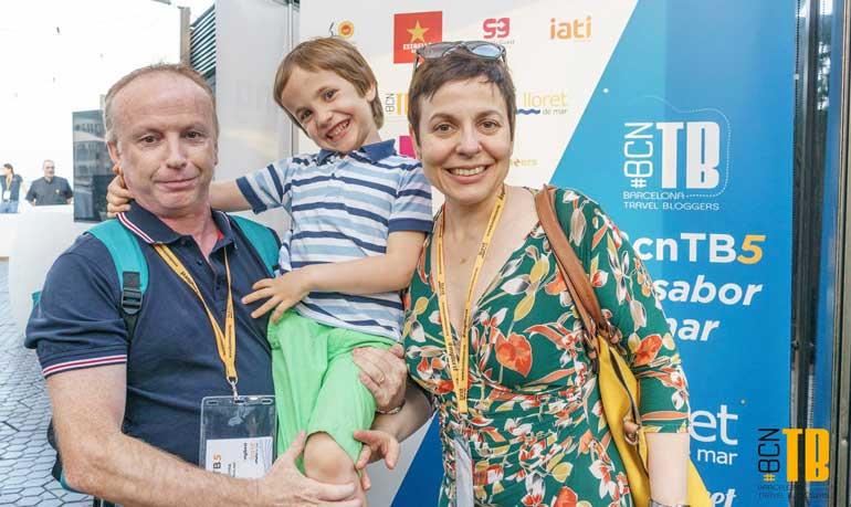 El equipo www.tusdestinos.net ganó el segundo premio en la categoría vídeo de la gala #5PremiosconB