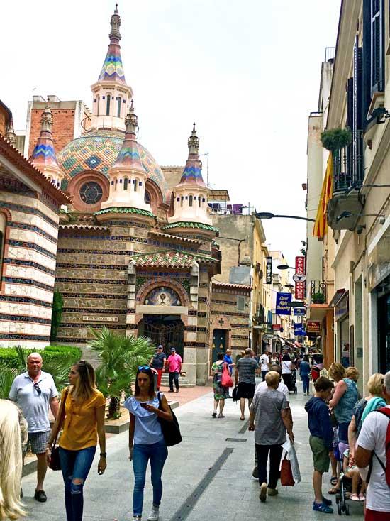 Iglesia de Sant Romà de Lloret de Mar