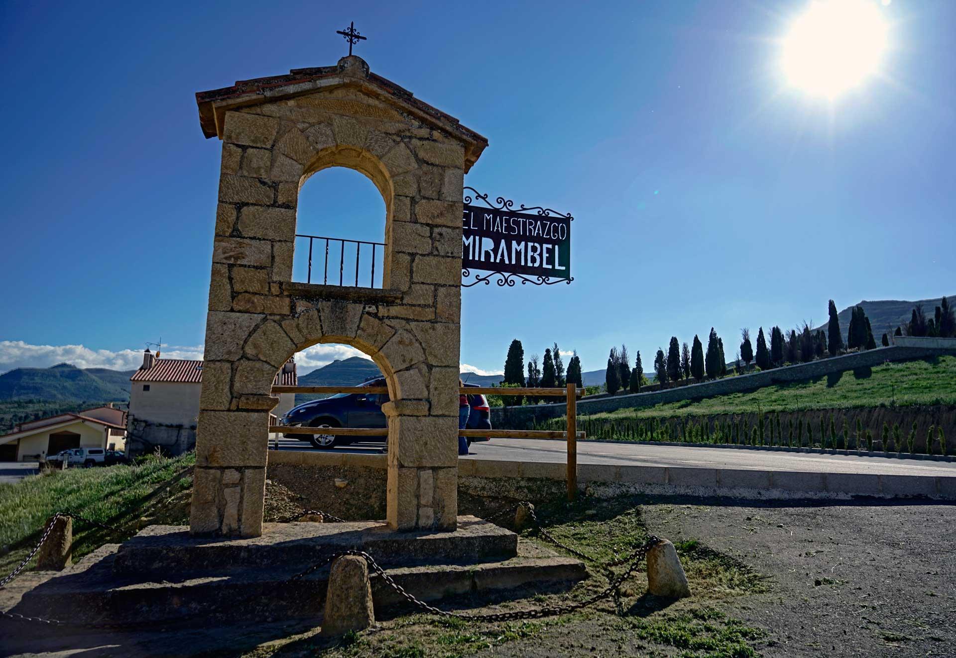 Mirambel está dentro de la Asociación Pueblos más bonitos de España