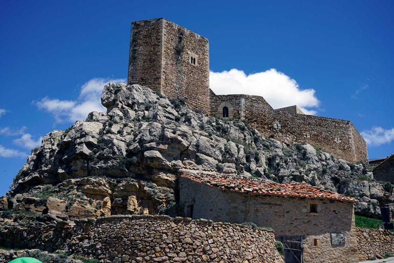 Castillo de Puertomingalvo