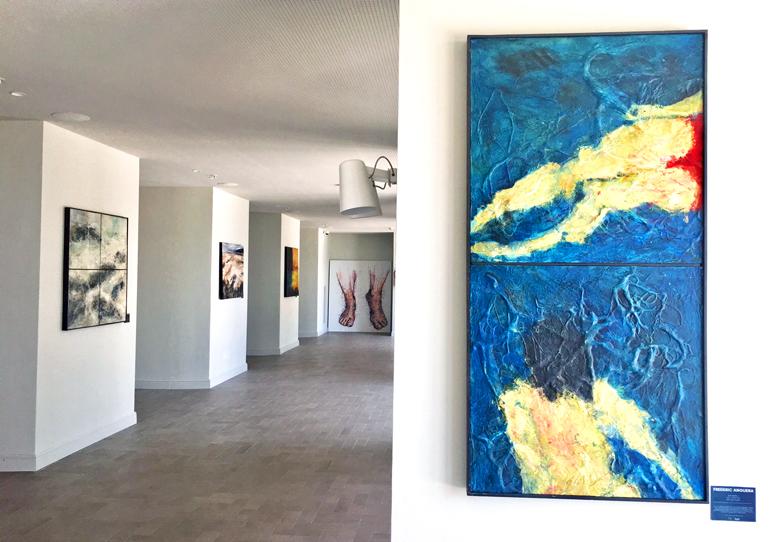 El Me Sitges Terramar tiene espacios dedicados al arte