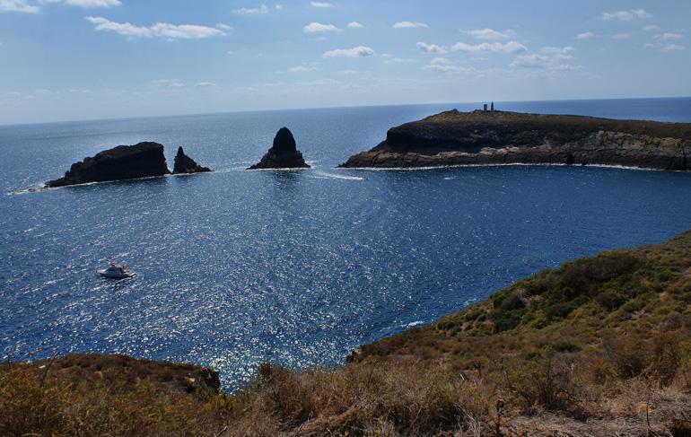 Las Islas Columbretes son Reserva Natural desde hace 30 años