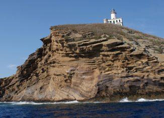 Faro de la Illa Grossa