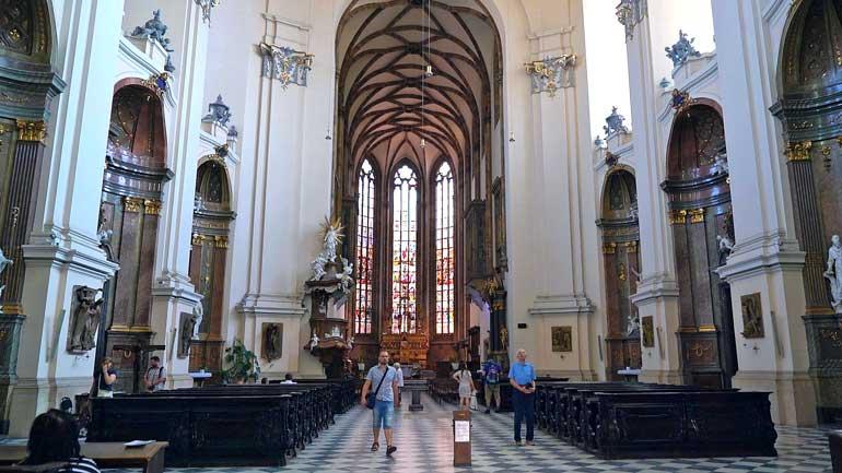 Catedral de San Pedro y de San Pablo de Brno