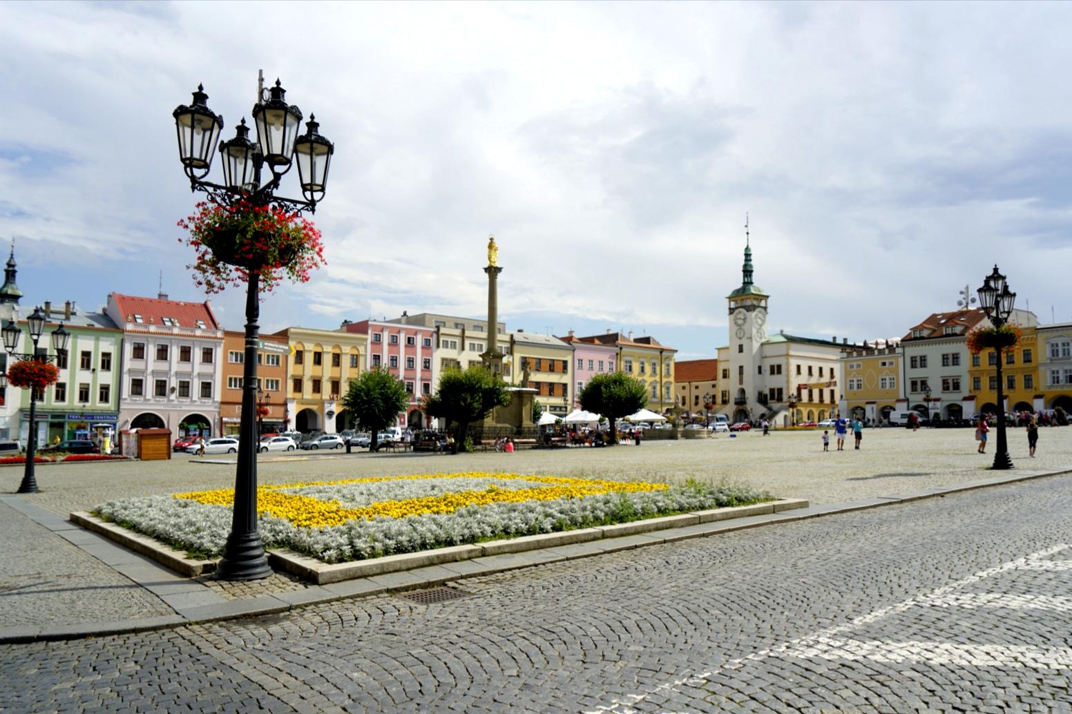 Ciudad de Kroměříž