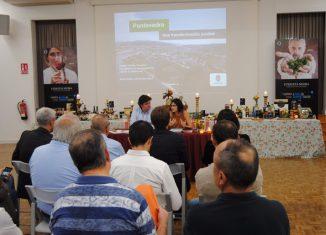 imagen Pontevedra presenta en el Centro…