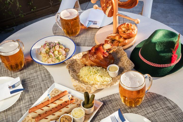 Delicias gastronómicas de Alemania para la Oktoberfest Mood