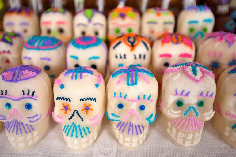Tradiciones del Día de Muertos en Michoacán