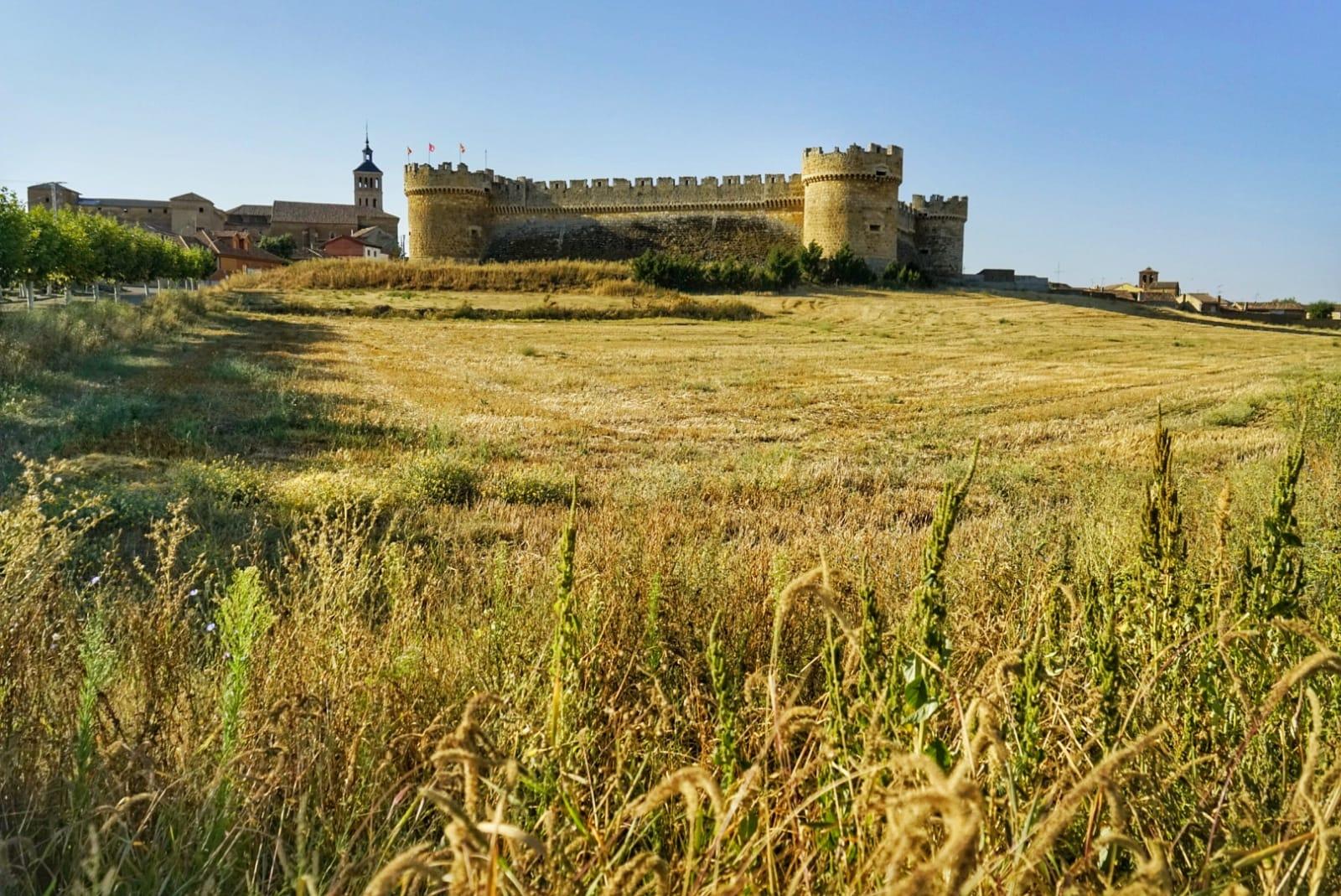 Castillo artillero de Grajal de Campo
