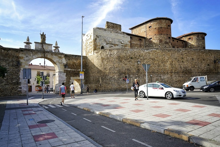 Castillo de León