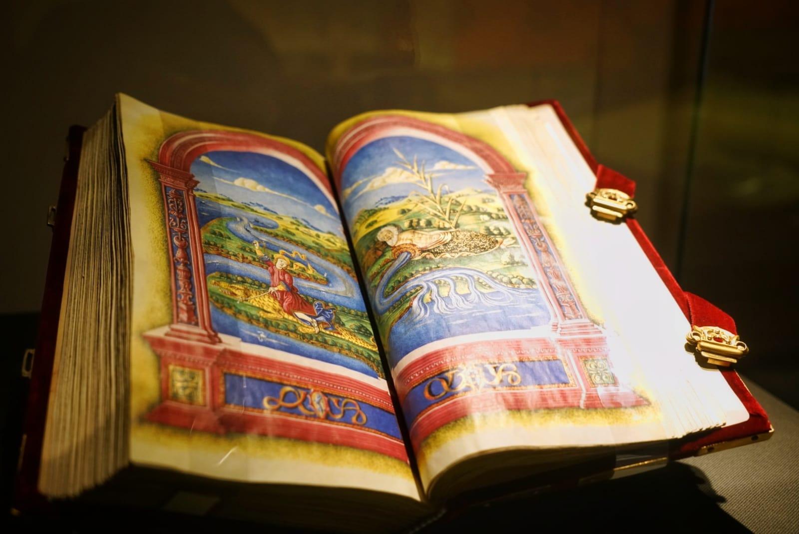 En el castillo de Ponferrada hay un buen número de códices