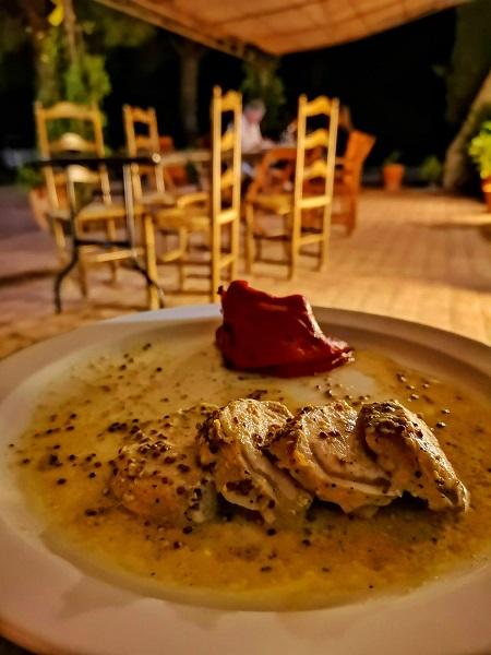Gastronomía en Mas del Joncar