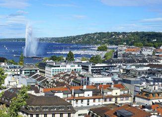 imagen Ginebra fuera de ruta