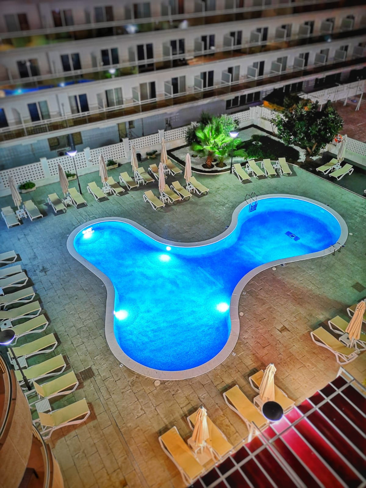 Piscina Hotel Salou Beach
