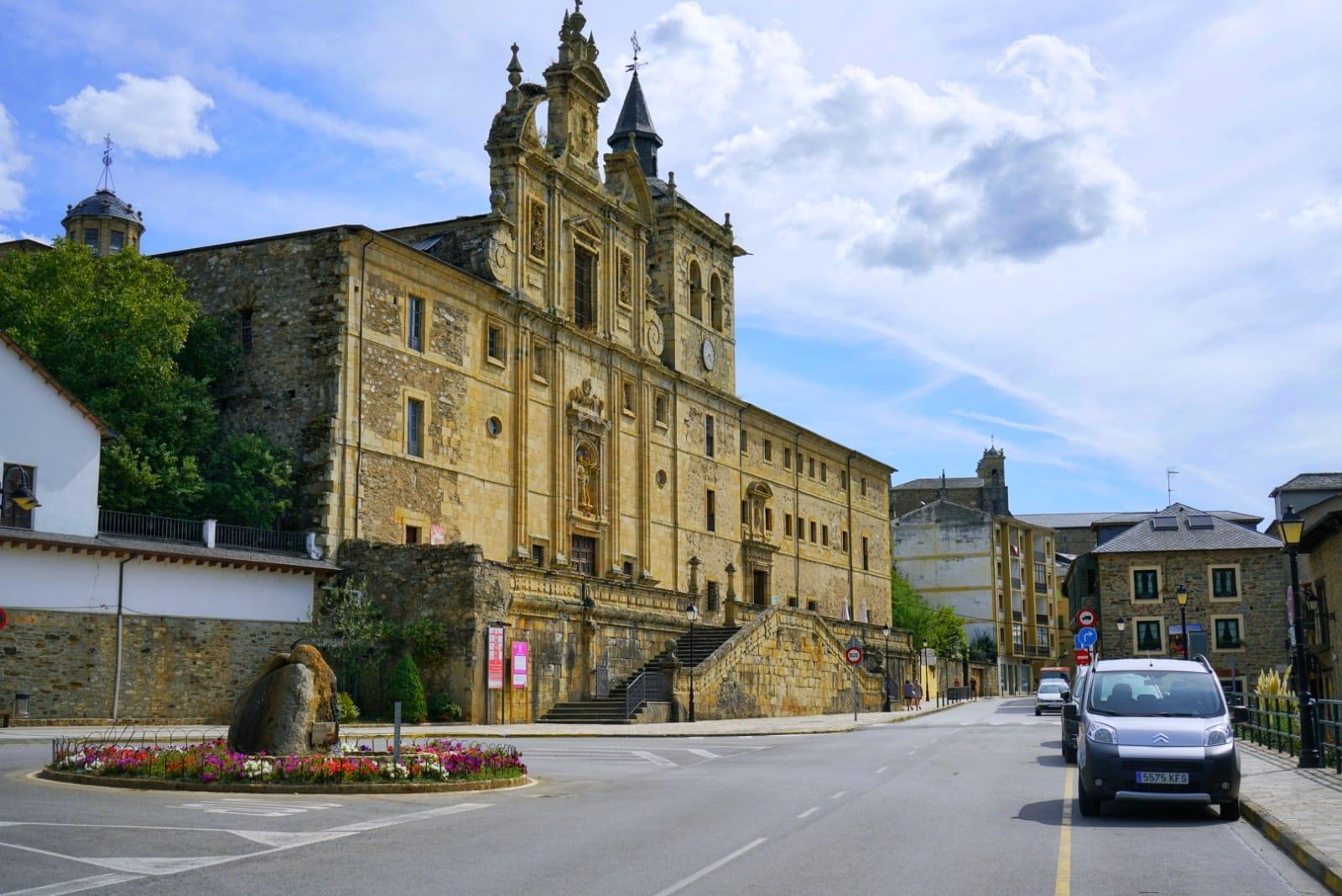 Iglesia de San Nicolás el Real de Vilafranca del Bierzo