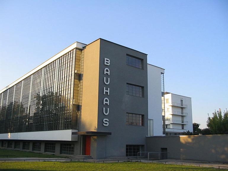 Edificio Bauhaus en Dessau