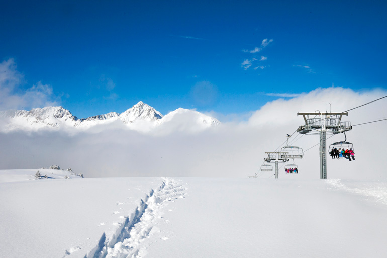 El Grandvalira Fanatics es un pase anual que permite vivir el dominio andorrano más grande de los Pirineos