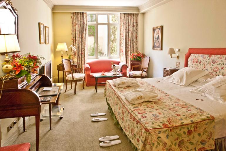 Habitación Hotel Orfila