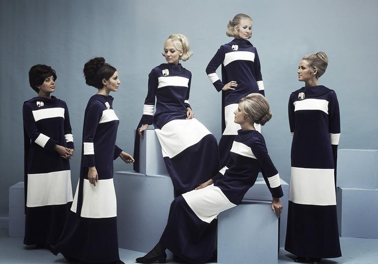 El diseño siempre está muy presente tanto en el diseño de los uniformes como en la cubertería de a bordo