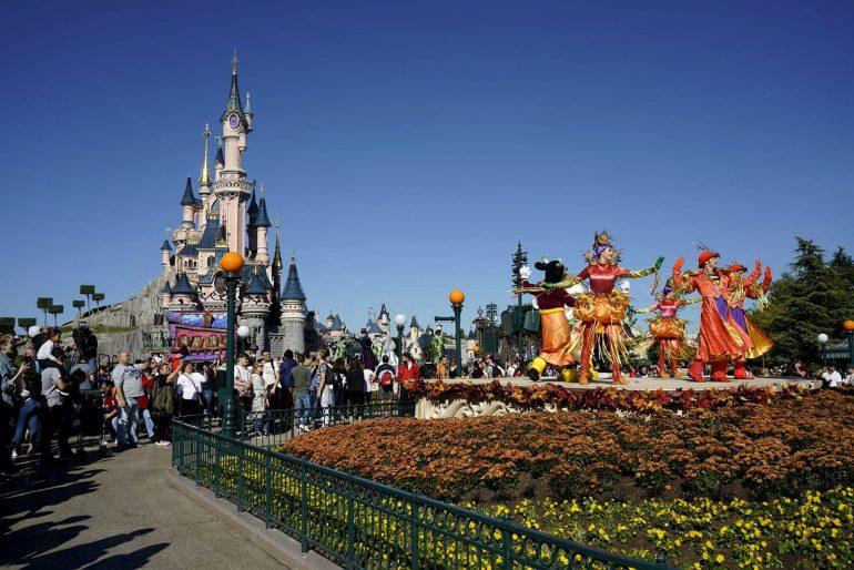 Disneyland París es un lugar de ensueño