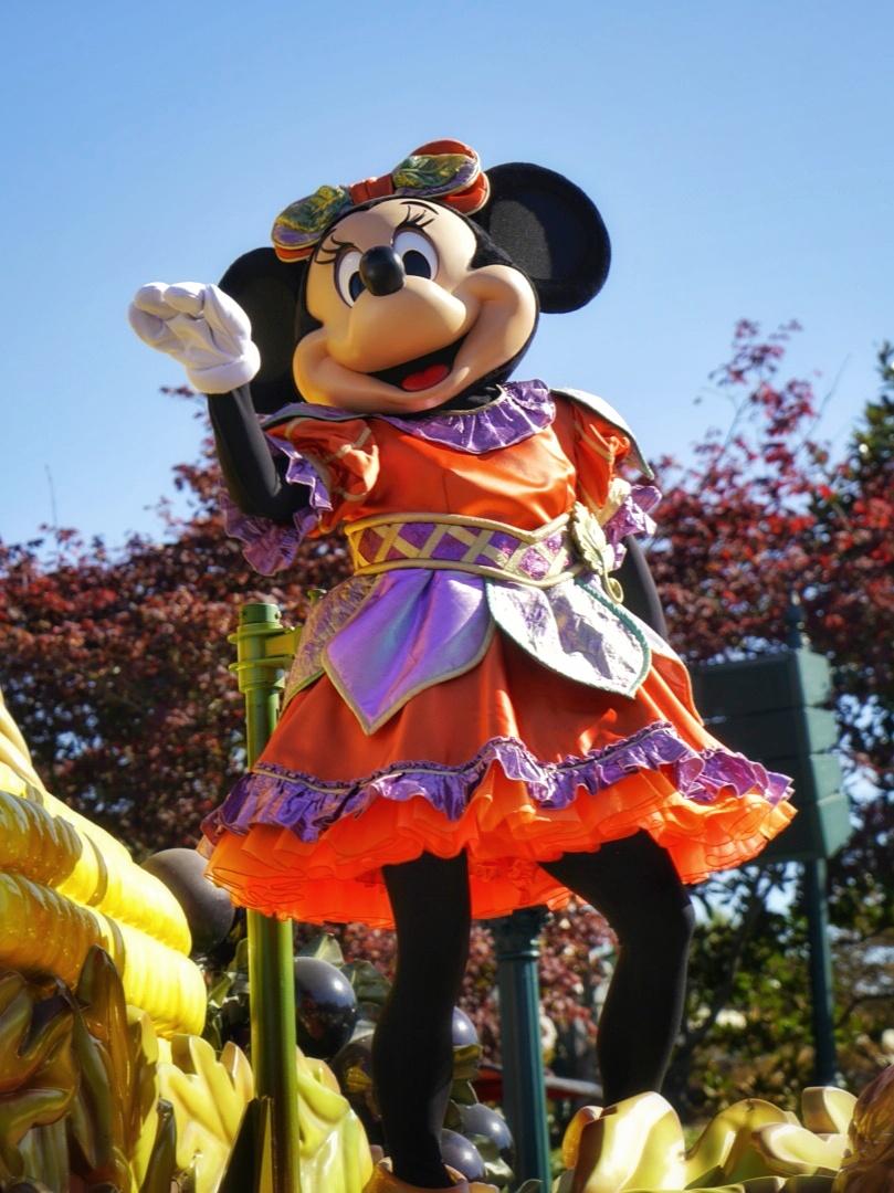 Los desfiles de Disney no hay que perdérselos