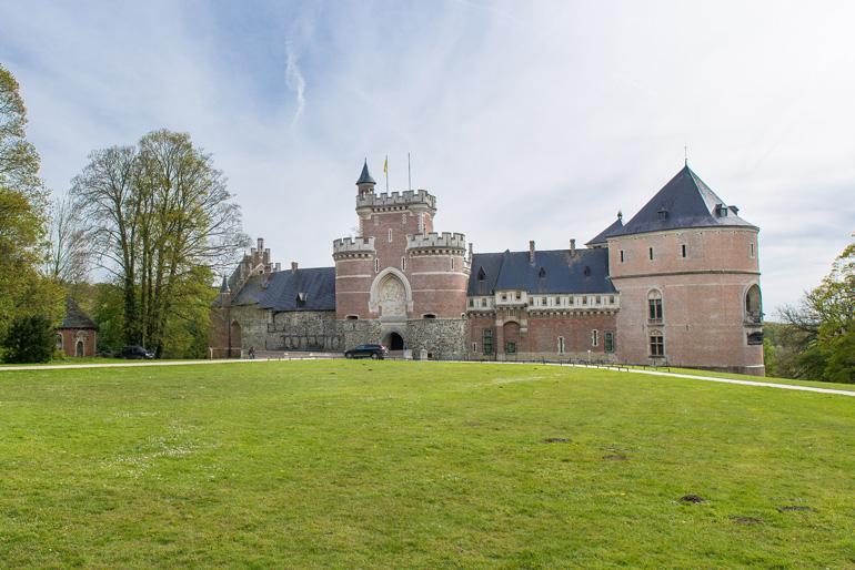 Castillo de Gassbeek © Ekkow Photography