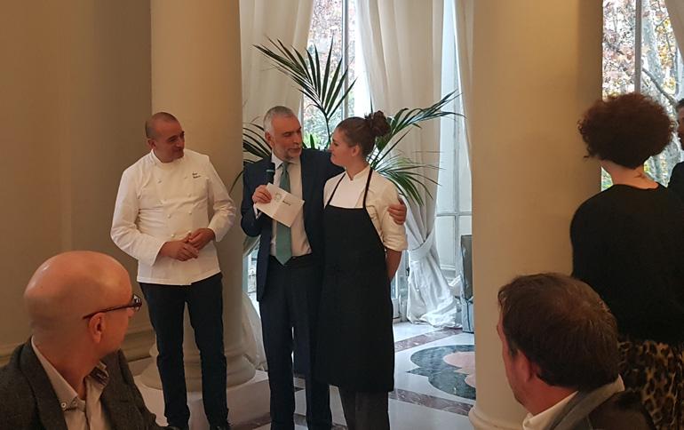 """Primera edición del concurso """"Prepara tu futuro-Nuevos talentos de la cocina italiana"""""""