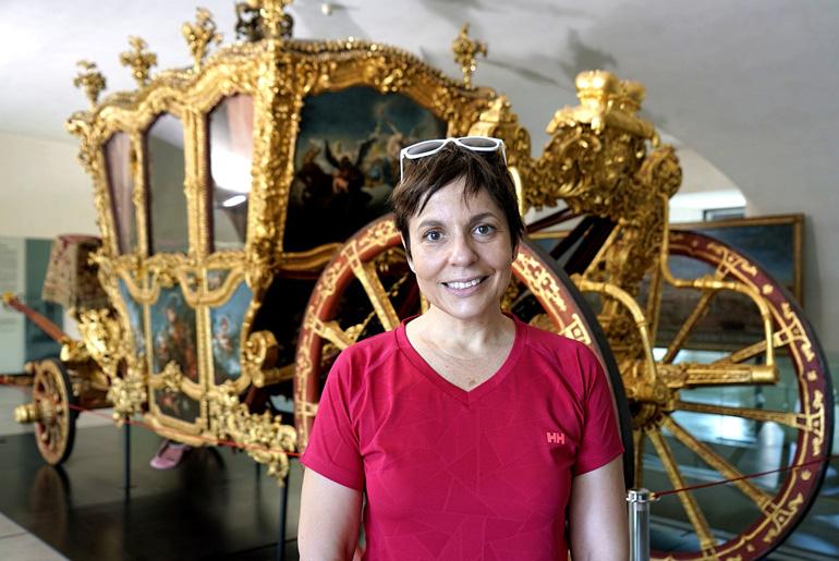 Carroza del Museo del Arzobispo