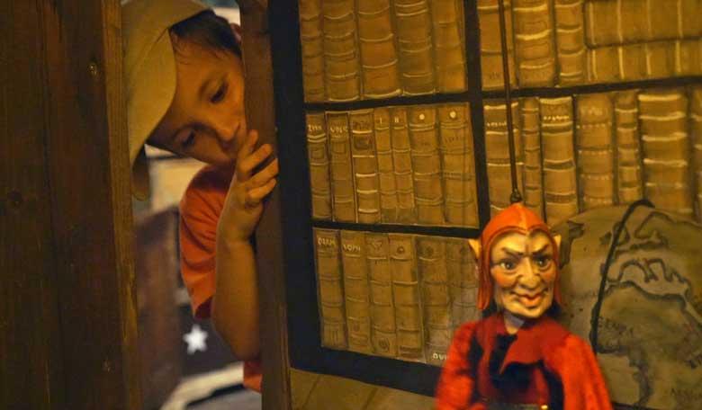 Museo de lendas e pantasmas de Praga