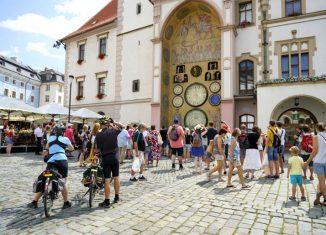 Reloj astronómico de Olomouc