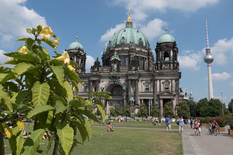 Catedral de Berlín © visitBerlin, Foto: Artfully Media, Sven Christian Schramm