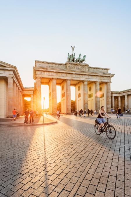 Puerta de Brandenburgo © visitBerlin, Foto: Dagmar Schwelle