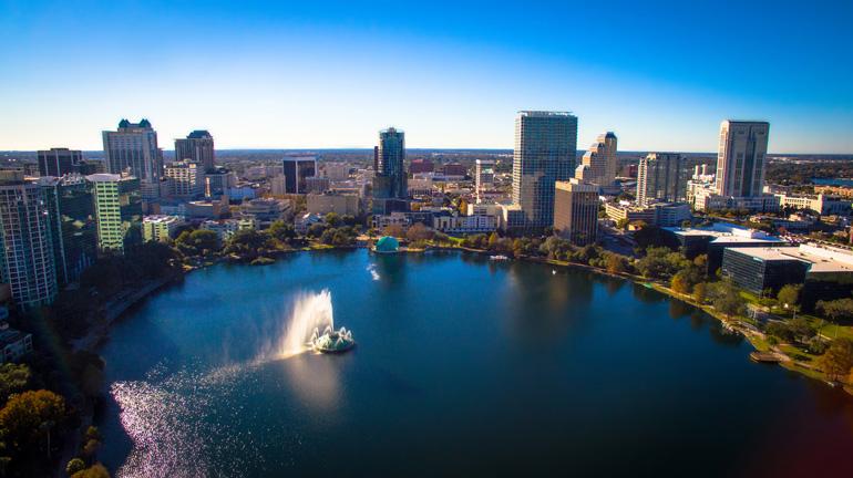 Orlando es uno de los destinos vacacionales más importantes del mundo.
