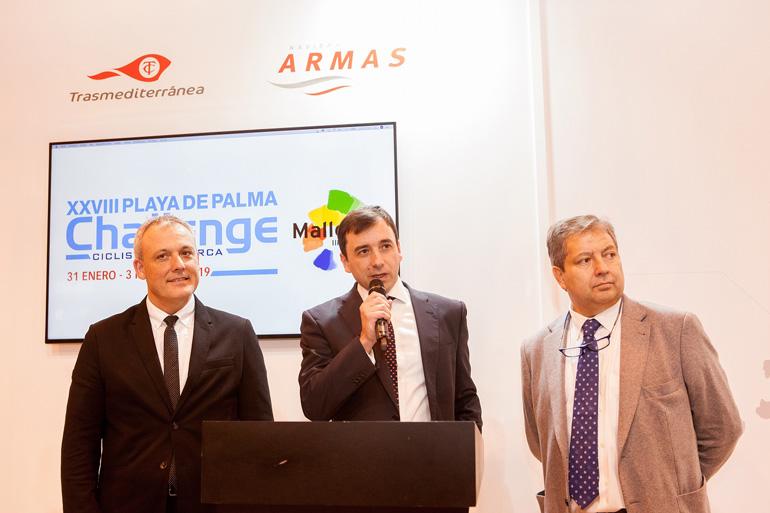 Presentación Palma Challenge Ibiza