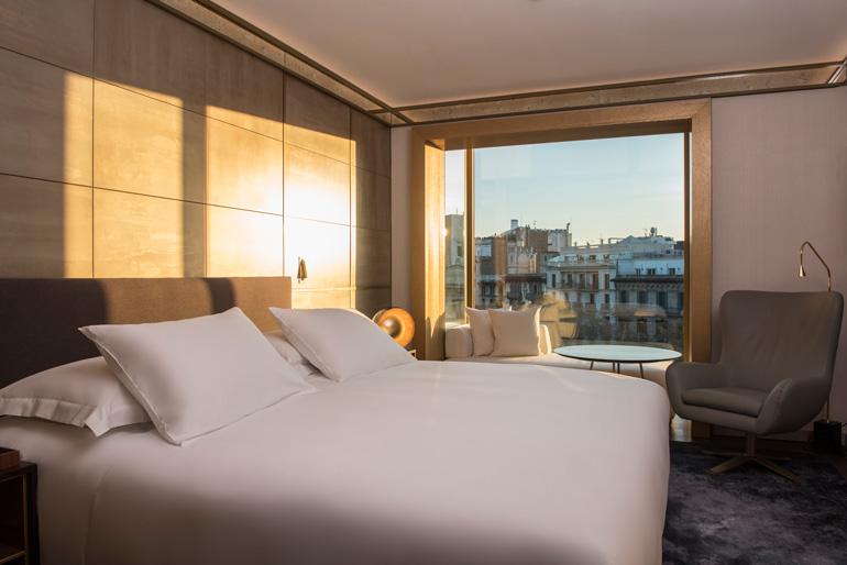 Habitación Almanac Barcelona