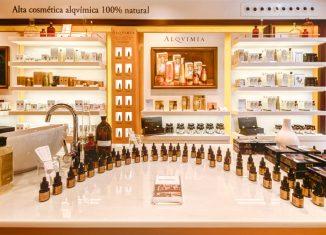 imagen Alqvimia Store & Spa Barcelona:…