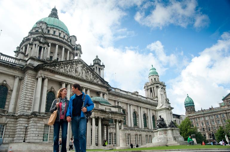 Belfast, una ciudad en constante ebullición