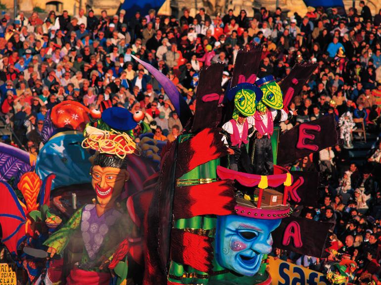 Carnaval en Malta