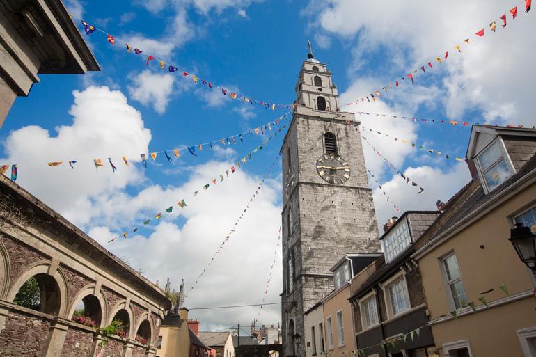 Cork es la segunda ciudad más grande de Irlanda