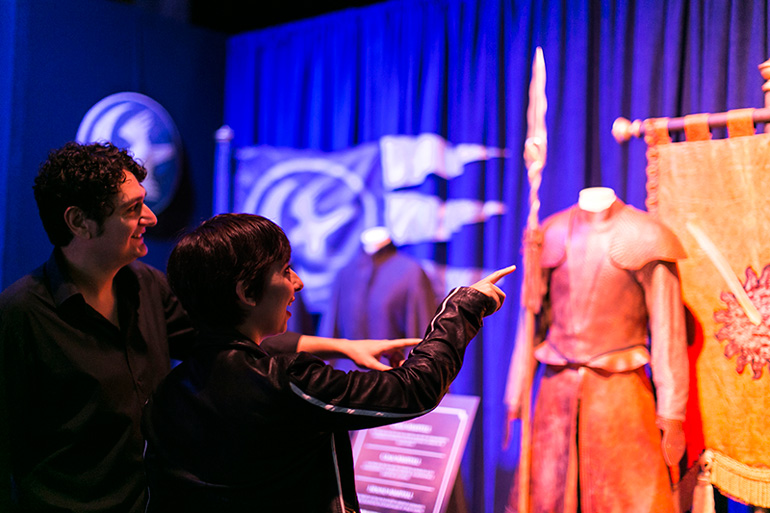 La serie Juego de Tronos atrae a muchos visitantes y turistas a Irlanda