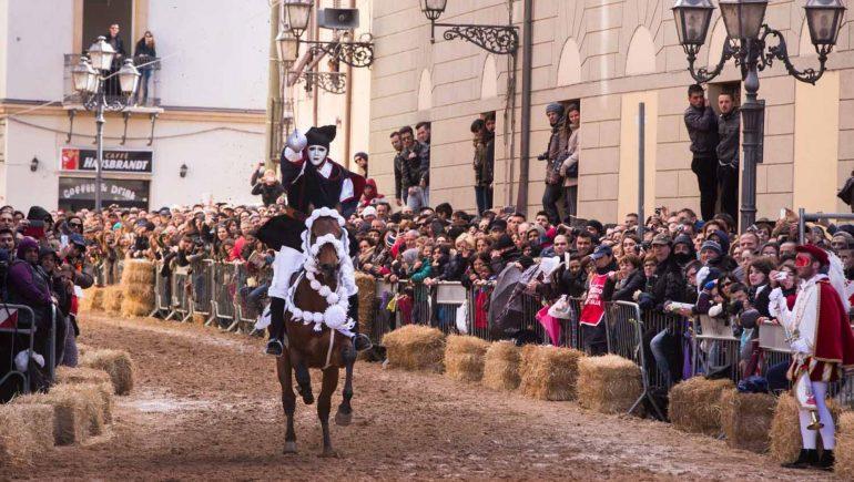 Carnaval en Cerdeña