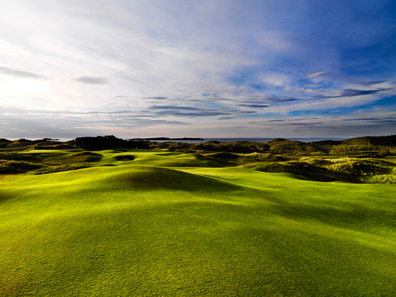 Golf en Royal Portrush