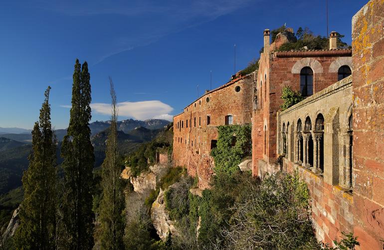 Castell de Escornalbou
