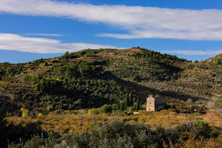 Ermita de Sant Blai en L'Aleixar © Rafael López-Monné