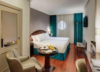 Habitación superior Sercotel Gran Hotel Conde Duque