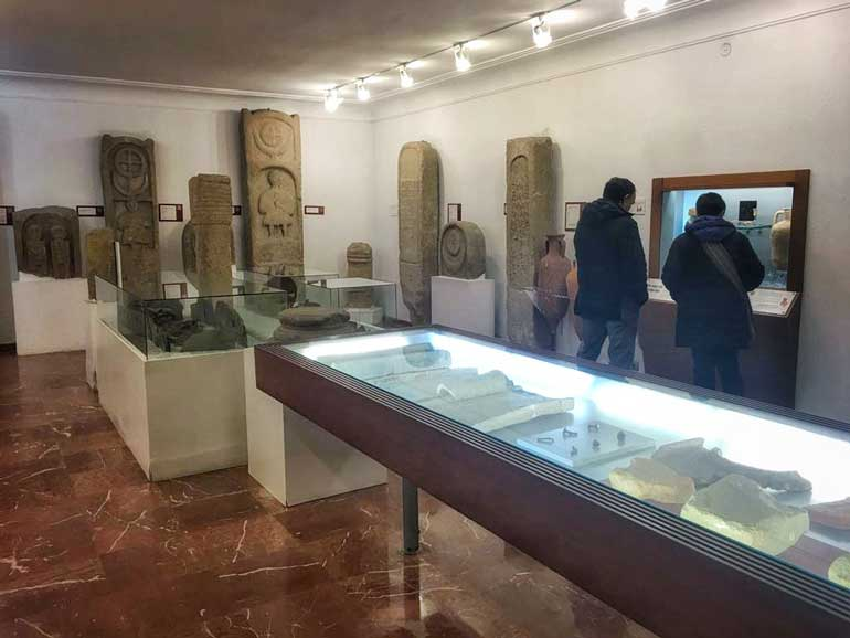 Museo Quiñones de León en el Pazo de Castrelos