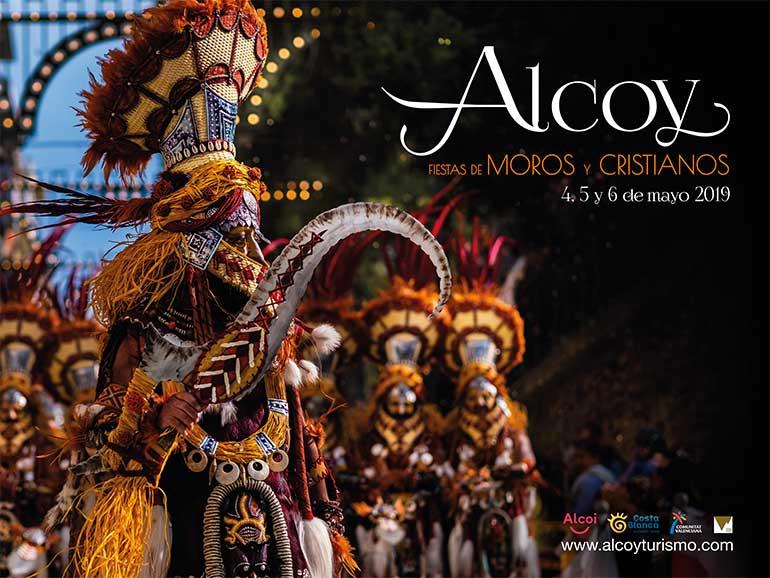 Fiestas Moros y Cristianos Alcoy 2019