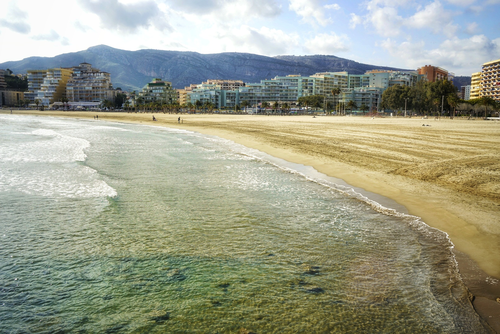 Playa de la Concha de Oropesa del Mar
